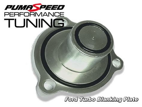 blank rubber st pumaspeed turbo blanking plate for ford focus mk3 st250