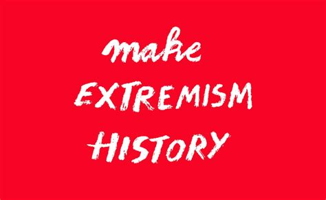 poster for poster for tomorrow 2016 make extremism history contest