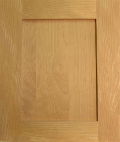 birch cabinet doors birch shaker door dhw cabinet doors