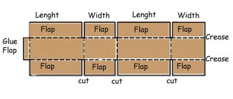 how to make a card board box cardboard box