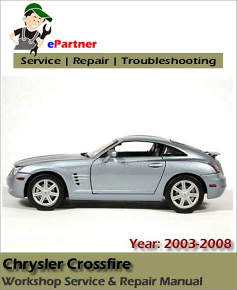 electric and cars manual 2008 chrysler crossfire windshield wipe control chrysler crossfire service repair manual 2003 2008 automotive service repair manual