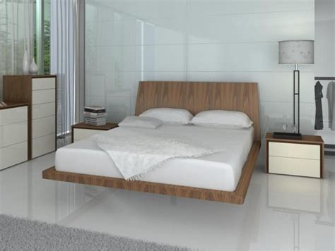 cool wooden bed frames furniture cool floating bed frame for size and