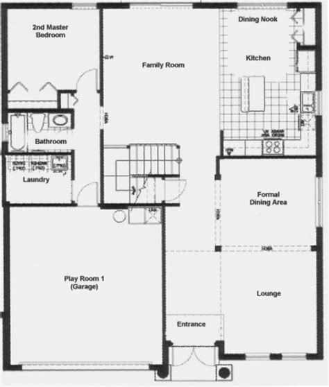 ground floor plan luxury ground floor floor home plan new home plans design