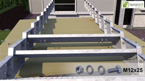 escalier ext 233 rieur en kit innotec sans re www upstairs24 fr