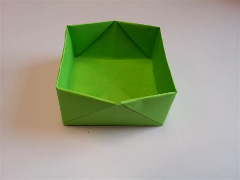 how to make origami containers paper moon how to make an origami box