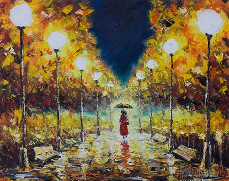 paint nite cities city landscape painting loneliness in painting