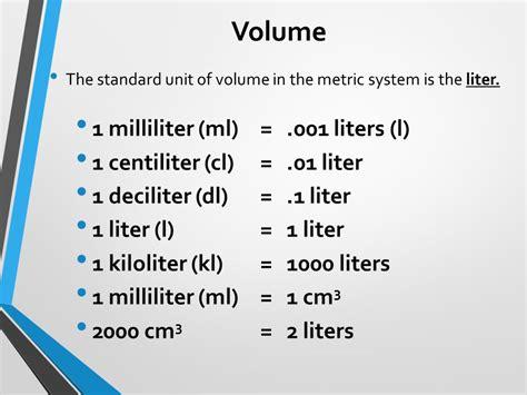 metric system mr d s 6th grade class ppt