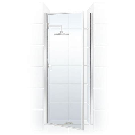 shower doors home depot coastal shower doors legend series 34 in x 68 in framed