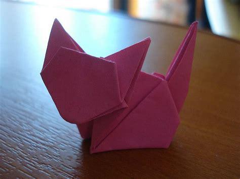 origami cat origami cat origami