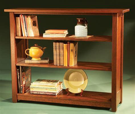 woodworking bookshelf stickley bookcase popular woodworking magazine