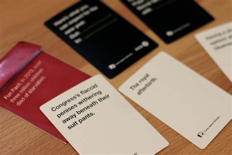 best card blogs how quot cards against humanity quot pwned marketing in 2013 the