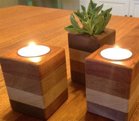 woodworking projects ideas 25 best ideas about wood candle holders on