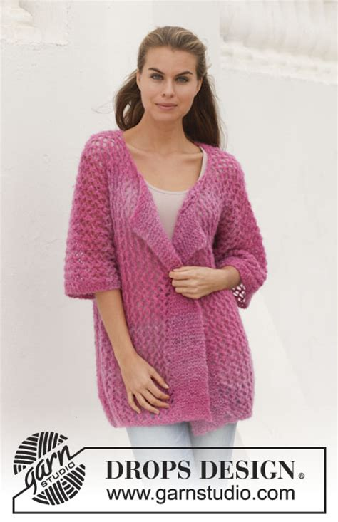drops knitting patterns free so berry drops 155 19 free knitting patterns by drops
