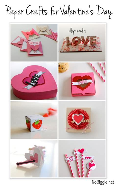 paper craft valentines s day paper crafts