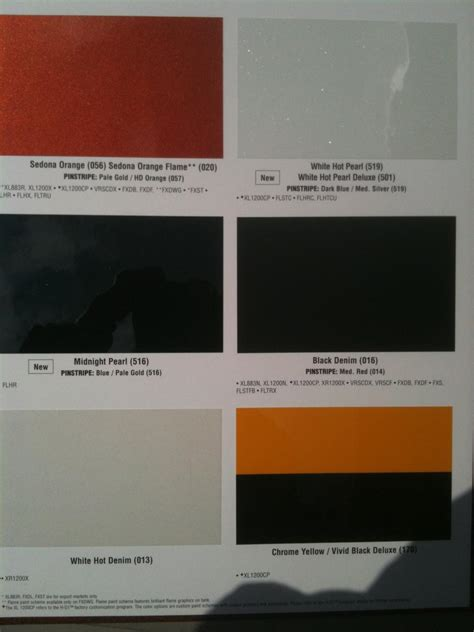 paint colors for harley 2008 harley davidson paint colors autos post