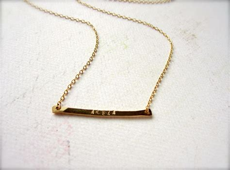 how to make custom gold jewelry custom tiny name necklace name necklace gold name by