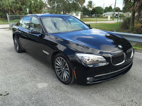 Bmw Cars For Sale by 2009 Bmw 7 Series 750i Sport Pkg Salvage For Sale
