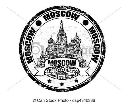 rubber st graphic stock illustration of moscow st black grunge rubber