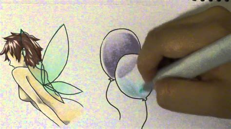how to color in how to color transparent objects with copics