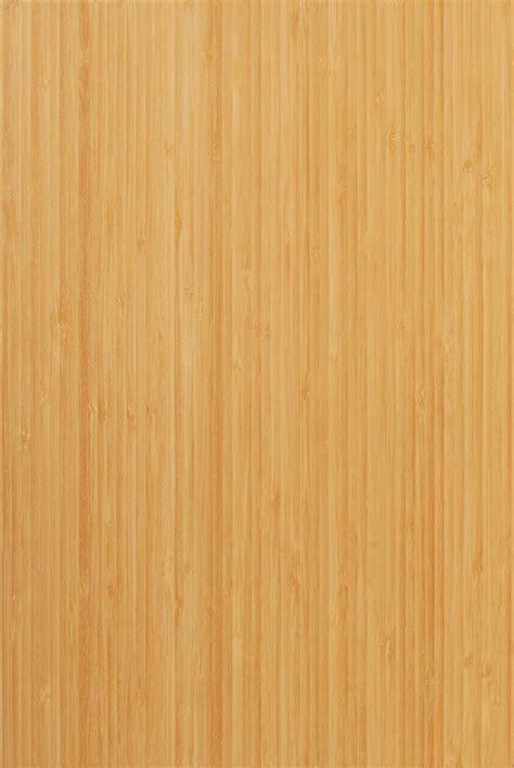 Kitchen Cabinet Refacing vertical grain blond bamboo architectural grade veneer