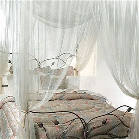 canopy top for bed buy siam bed canopy and mosquito net in ivory from bed