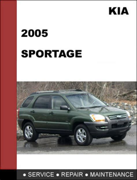 download car manuals 2005 kia sportage electronic valve timing kia sportage 2005 oem service repair manual download download man