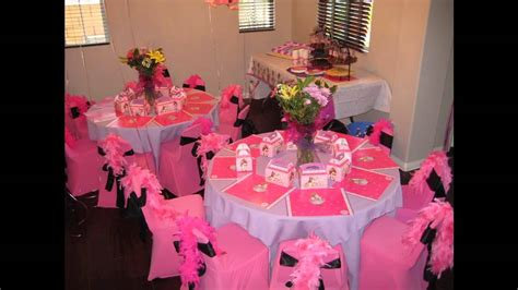 birthday decorations ideas at home at home table birthday decoration ideas
