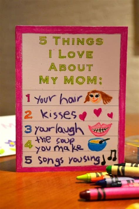 mothers day cards ideas for children to make 25 best ideas about mothers day ideas on diy