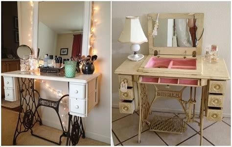 ideas vanities with desk surripuinet marvellous table pics 10 cool diy makeup vanity table ideas