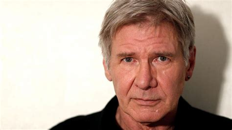 Harrison Ford by Harrison Ford Injured In Small Plane Crash At Venice Golf