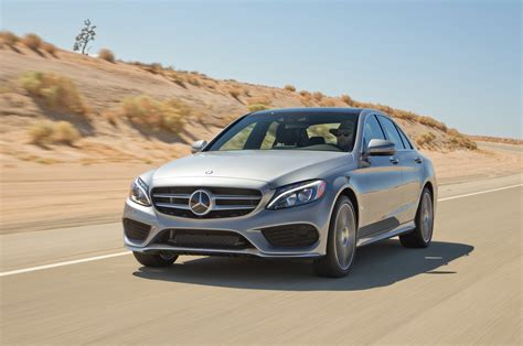 Mercedes 4matic C300 by 2015 Mercedes C300 4matic Test Motor Trend