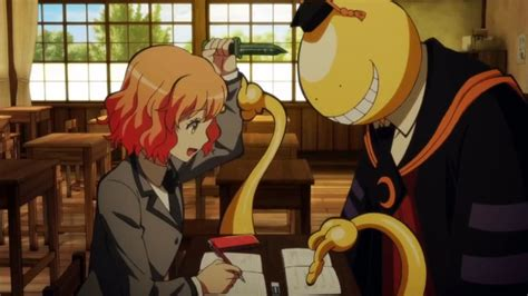 assassination classroom 187 class is in session for assassination classroom s