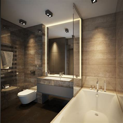 Spa Bathroom Lighting by 17 Best Ideas About Modern Bathroom Lighting On