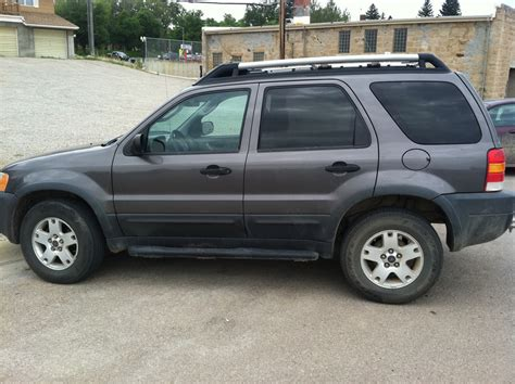 2003 Ford Escape Xlt by Driving The Pok 233 Community Forums