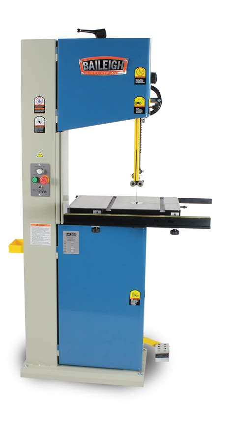 bandsaw woodworking baileigh wbs 14 vertical band saw elite metal tools