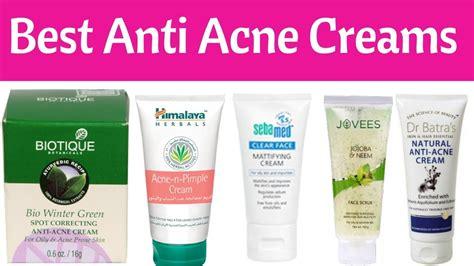 top 10 anti acne pimple creams in india youtube - Best Acne Cream