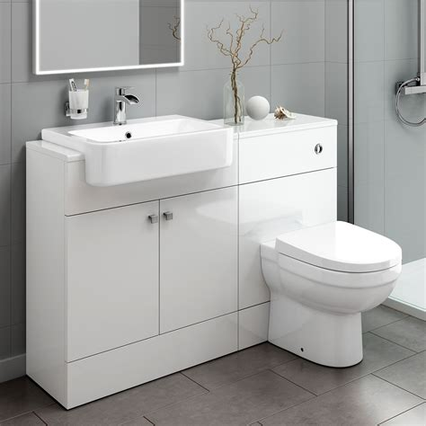 vanity accessories for bathroom 1160mm white bathroom vanity unit sink and toilet