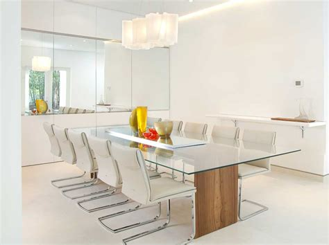 interior designed rooms minimalist furniture design for a modern dining room
