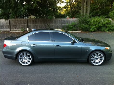 2004 Bmw 535i by Bmw 5 Series 530i 2004 Auto Images And Specification