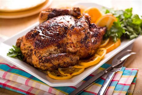 roast whole chicken how to roast a whole chicken a food centric