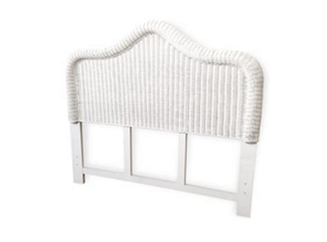 white wicker headboard size wicker headboards wicker paradise