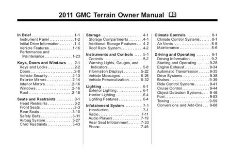 service manual old car owners manuals 2011 gmc sierra 2500 auto manual 2011 chevrolet service manual manual repair free 2011 gmc terrain transmission control manual repair free