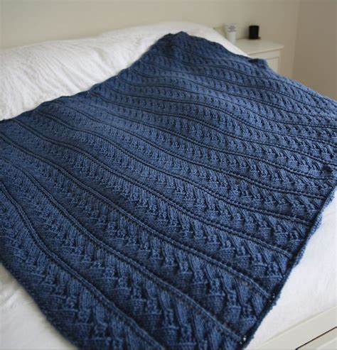 easy knit pattern free 25 best ideas about easy knit blanket on easy