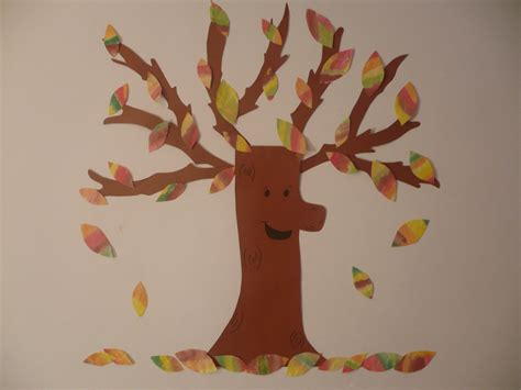 construction paper crafts for fall coffee filter fall tree family crafts