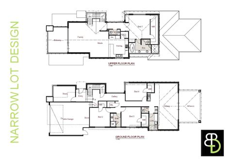 home plans for narrow lot narrow lot luxury house plans smalltowndjs