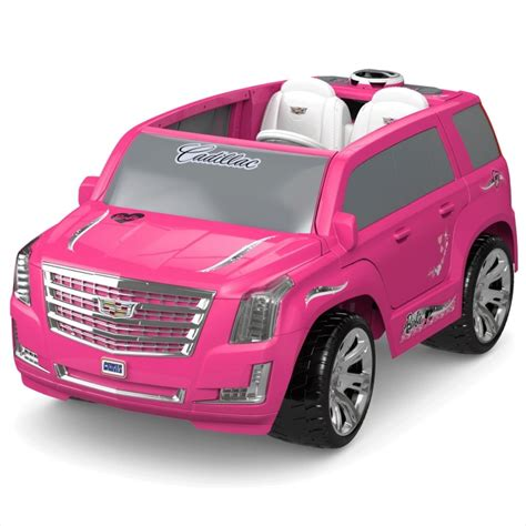 Pink Cadillac Power Wheels by Pin Pink Escalade Power Wheels In A Subway Car Pictures On