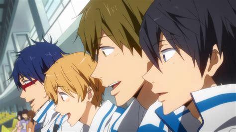 free mangas free iwatobi swim club episode 12 saru anime