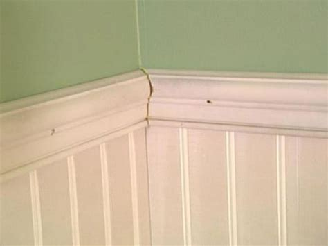 bead bord how to install beadboard wainscoting how tos diy