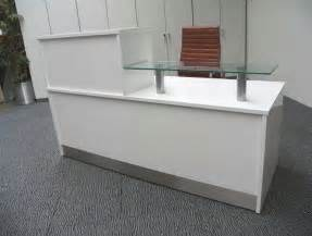 reception desk ikea grey carpet with small ikea reception desk with brown leather swivel chair lestnic