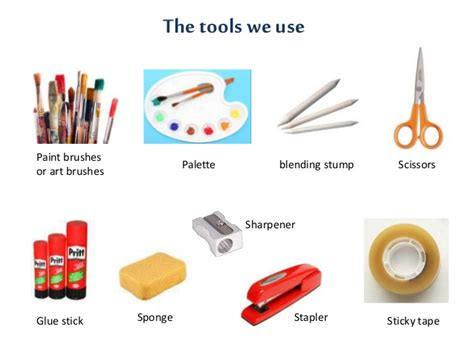 craft materials for arts and crafts supplies